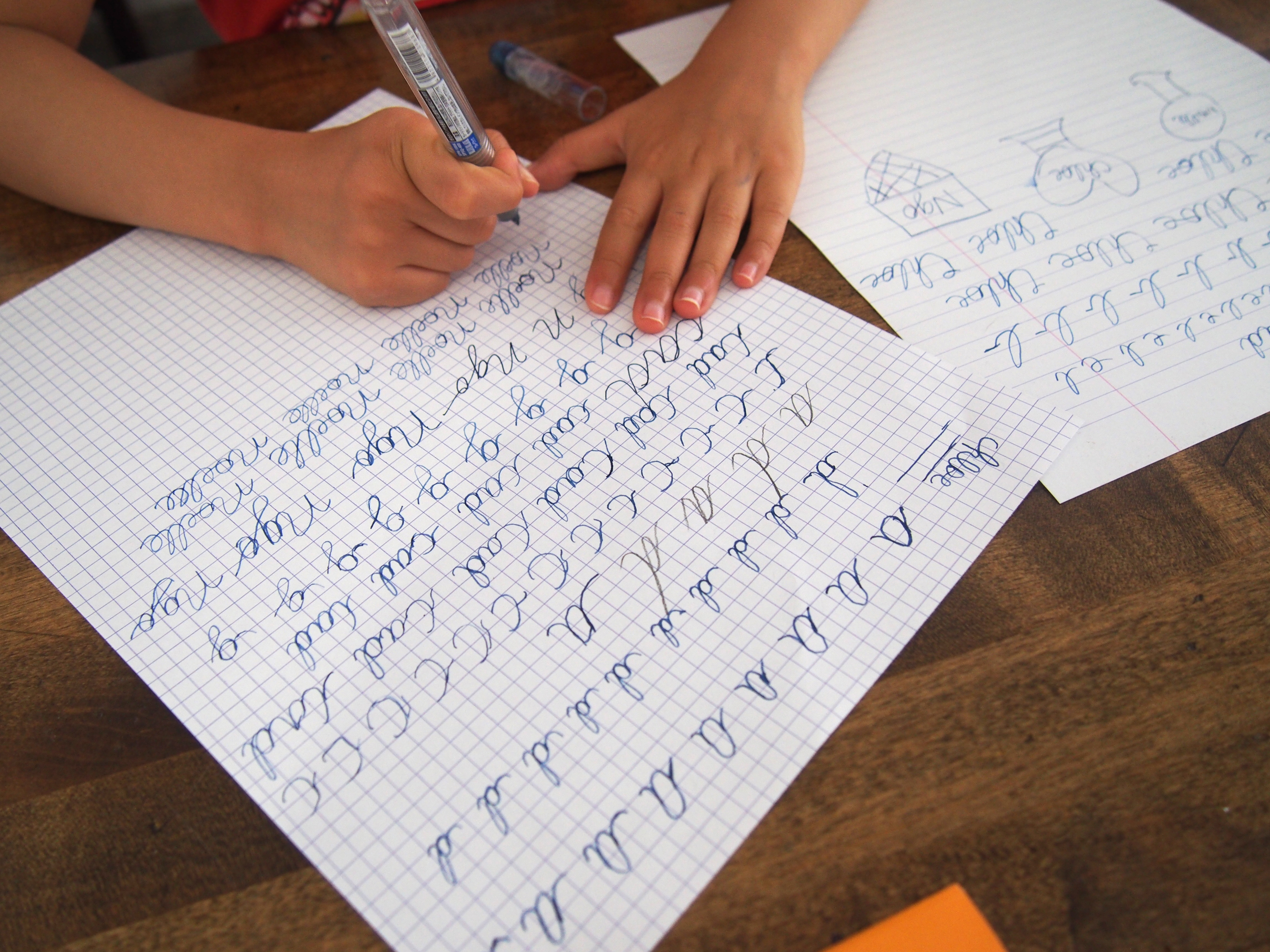 Tips On Teaching Your Children Cursive Writing New
