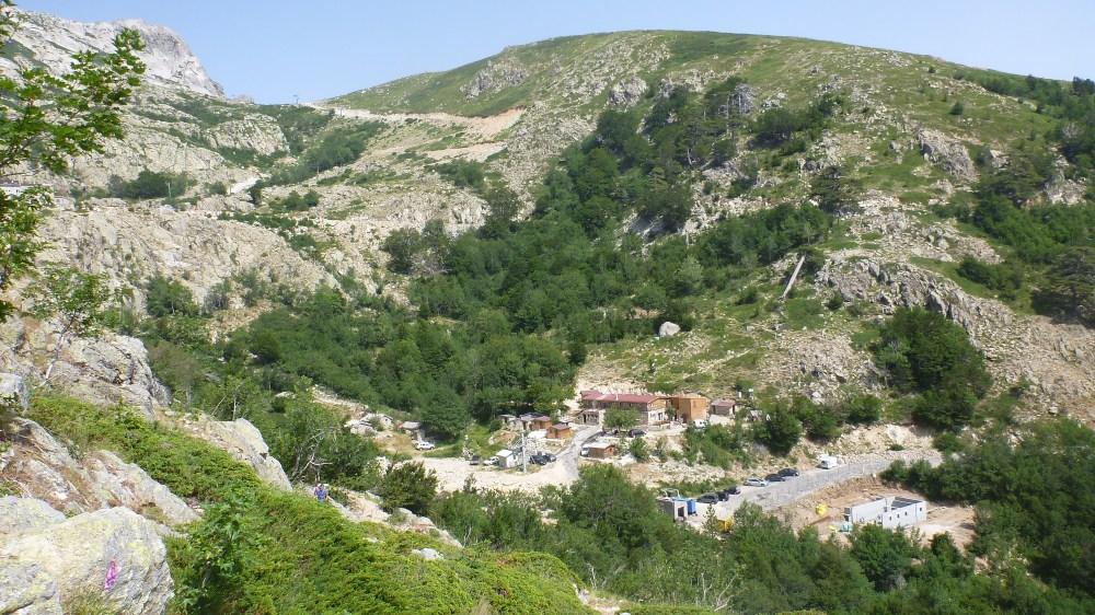 La station d'e Capanelle