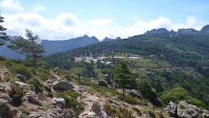 Le col de Bavella et sa route