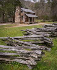John Oliver Cabin - Oldest Log Home in Cades Cove