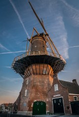 Delft's Only Windmill