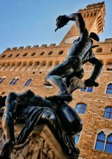 Cellini's Perseus Slaying of the Medusa