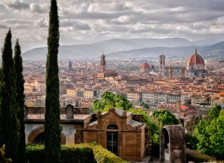 Florence from San Miniato