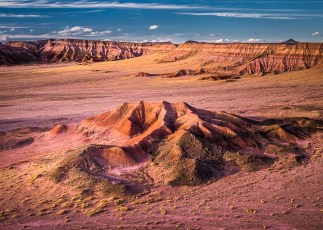 Painted Desert near Tuba City AZ
