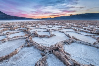 Death Valley - Mosaic