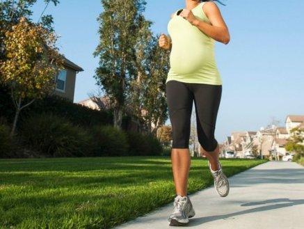 Safe Exercises During Pregnancy