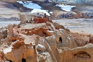 Garuda Valley In Western Tibet