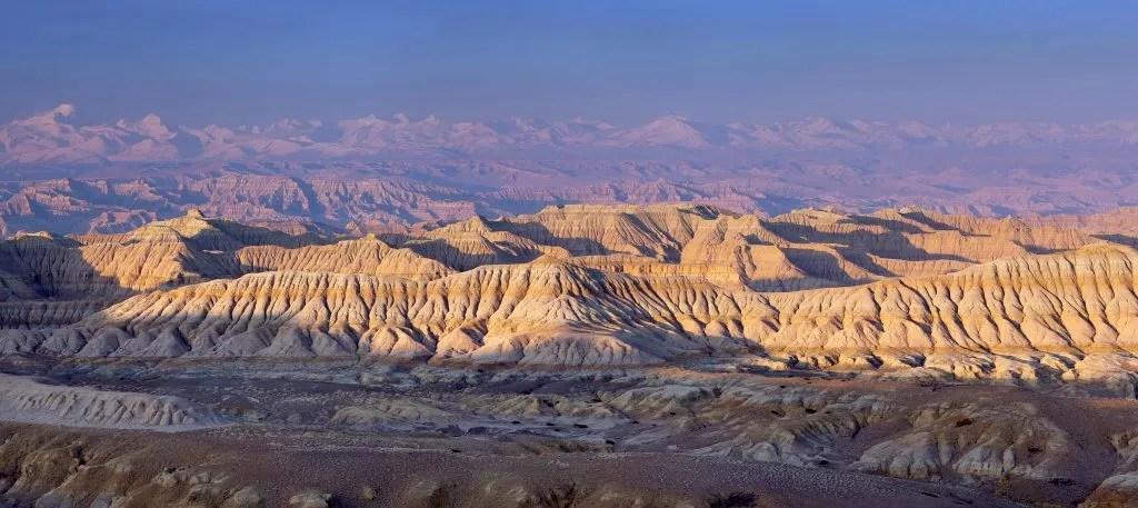 Himalayas in Ngari, Western Tibet