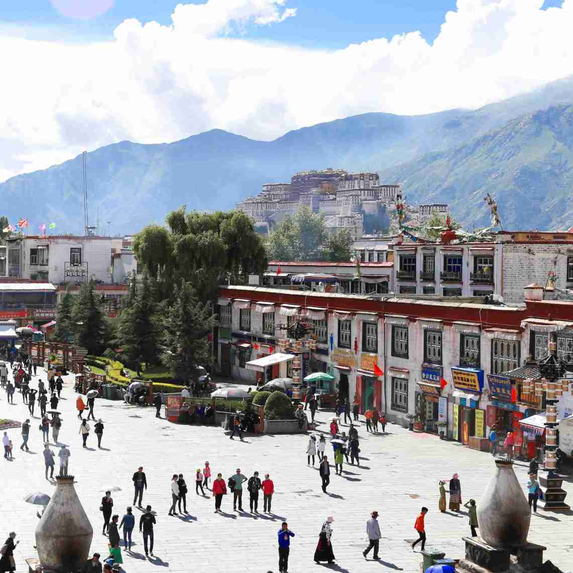 4 Days Tour in Lhasa City