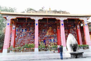 Buddha Rock Carvings in Lhasa