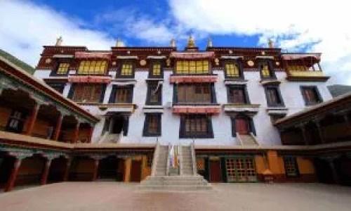 Drepung Monastery in Lhasa