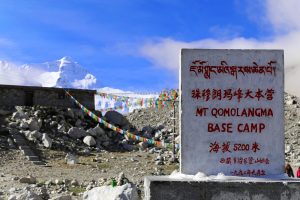 High Altitude areas in Tibet