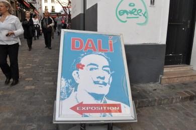 Dali Poster