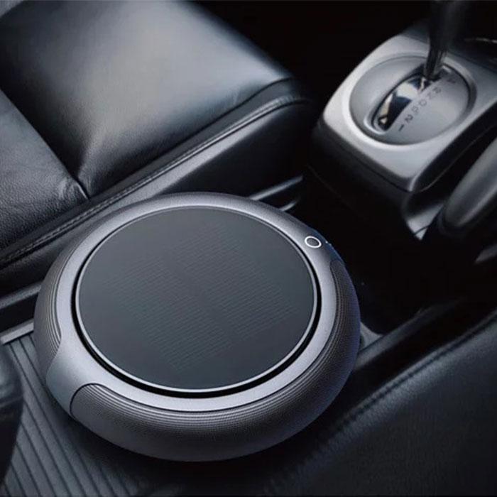 太陽能車用空氣淨化器