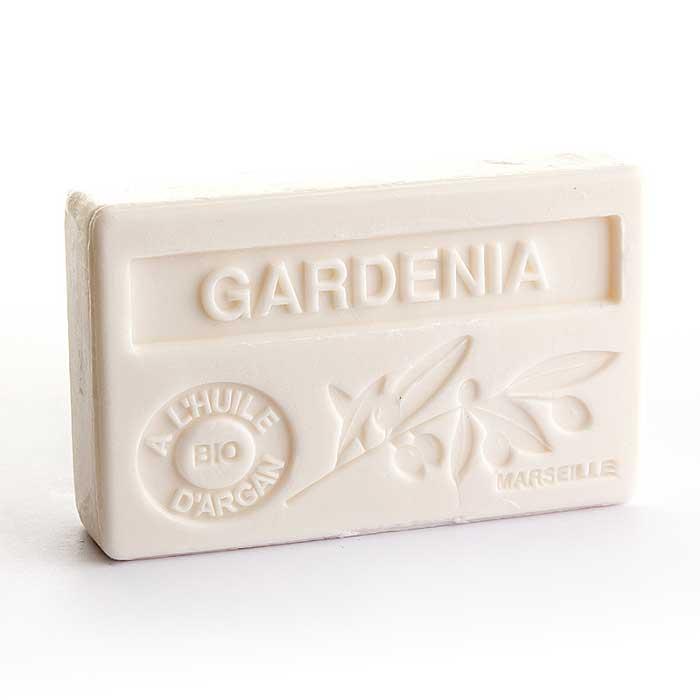 法國馬賽皂之家雅致梔子花摩洛哥堅果由皂