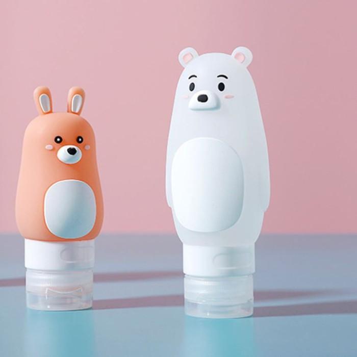 北極熊旅行分裝瓶