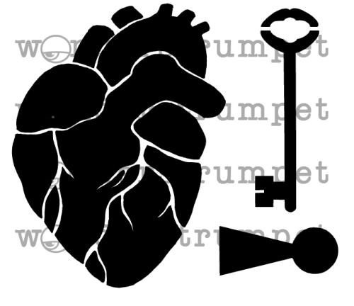 key to my anatomic heart