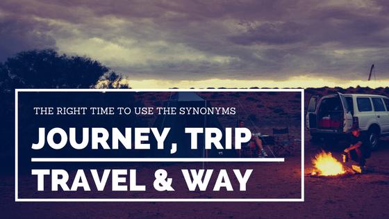 Trip Synonym