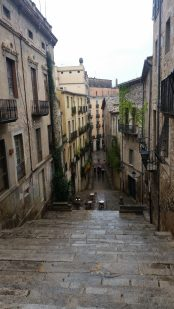 Girona is home to the most romantic restaurant in the world.