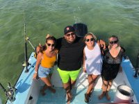 Fishing trip with new Argentinian friends from Cesar's hostel.