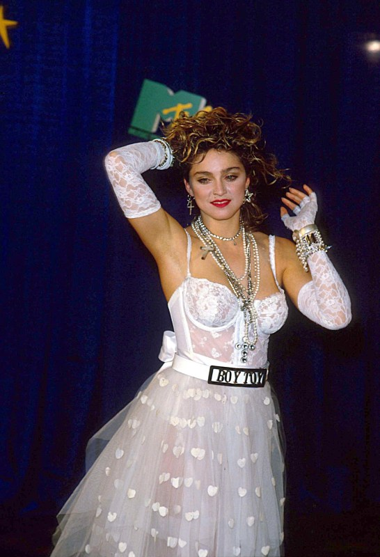 Madonna Vma 1984 : madonna, Iconic, Photos, First, Gallery, Wonderwall.com