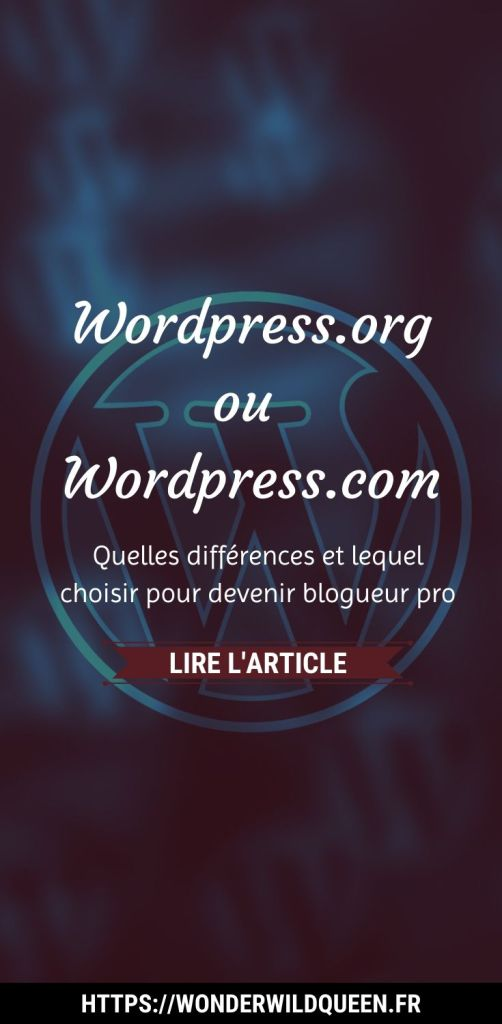 WORDPRESS.ORG OU WORDPRESS.COM ? 🤔 LE GUIDE ULTIME POUR NE PAS SE TROMPER !