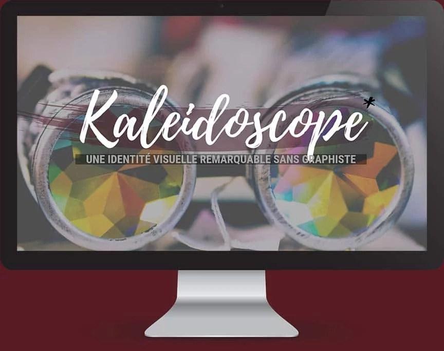 Formation Kaléidoscope sur l'identité visuelle