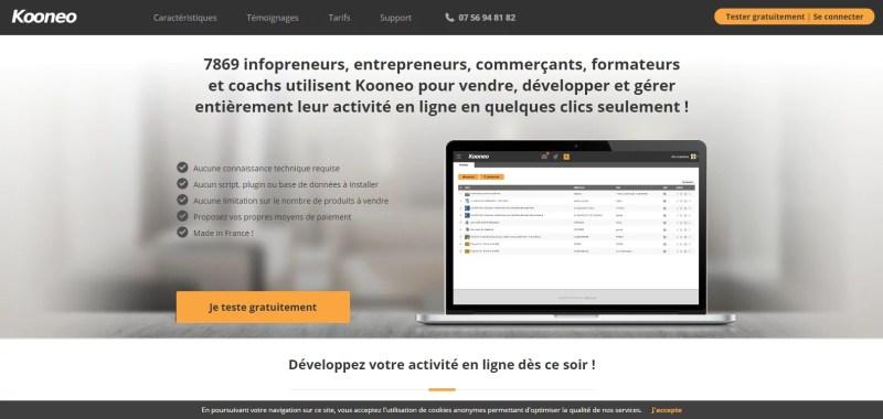 interface kooneo