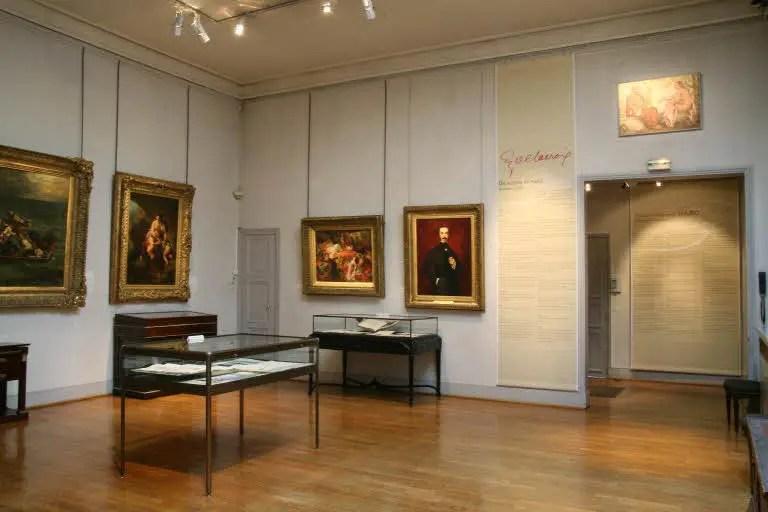 Famous Artist Homes to visit in France: Musée Delacroix, France
