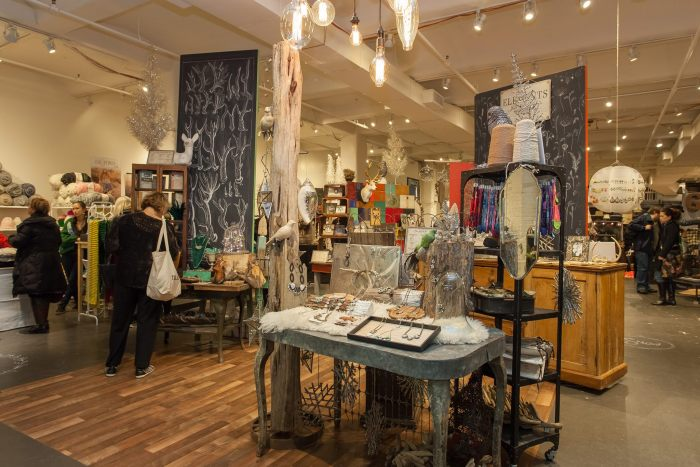 Jingle Market Pop-up Shop at the Chelsea Market | NYC Holiday Markets