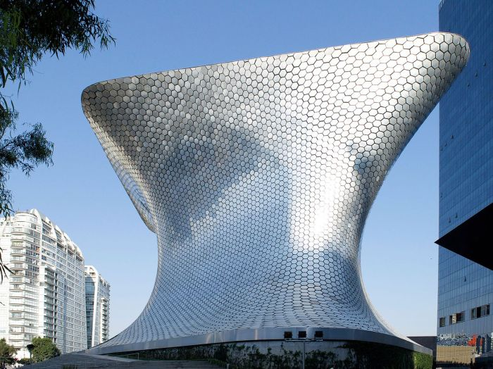 Museo Soumaya in Mexico City