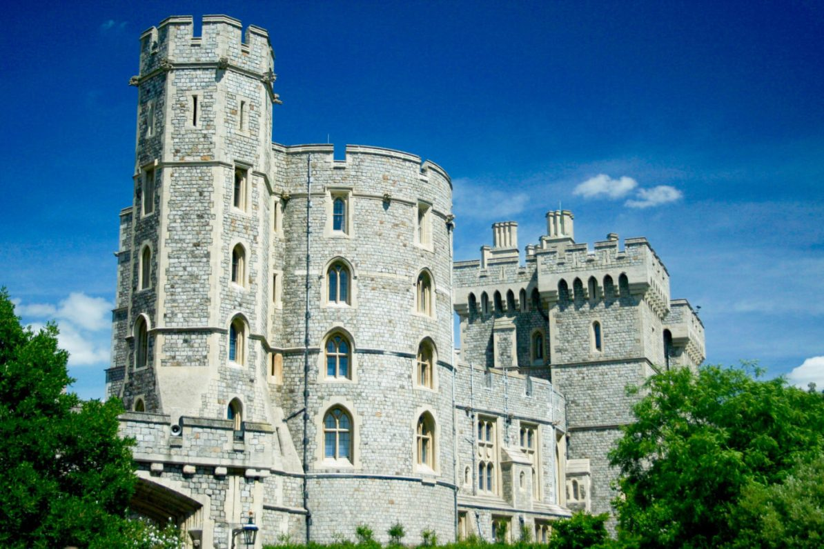 Winchester Towers at Windsor Castle