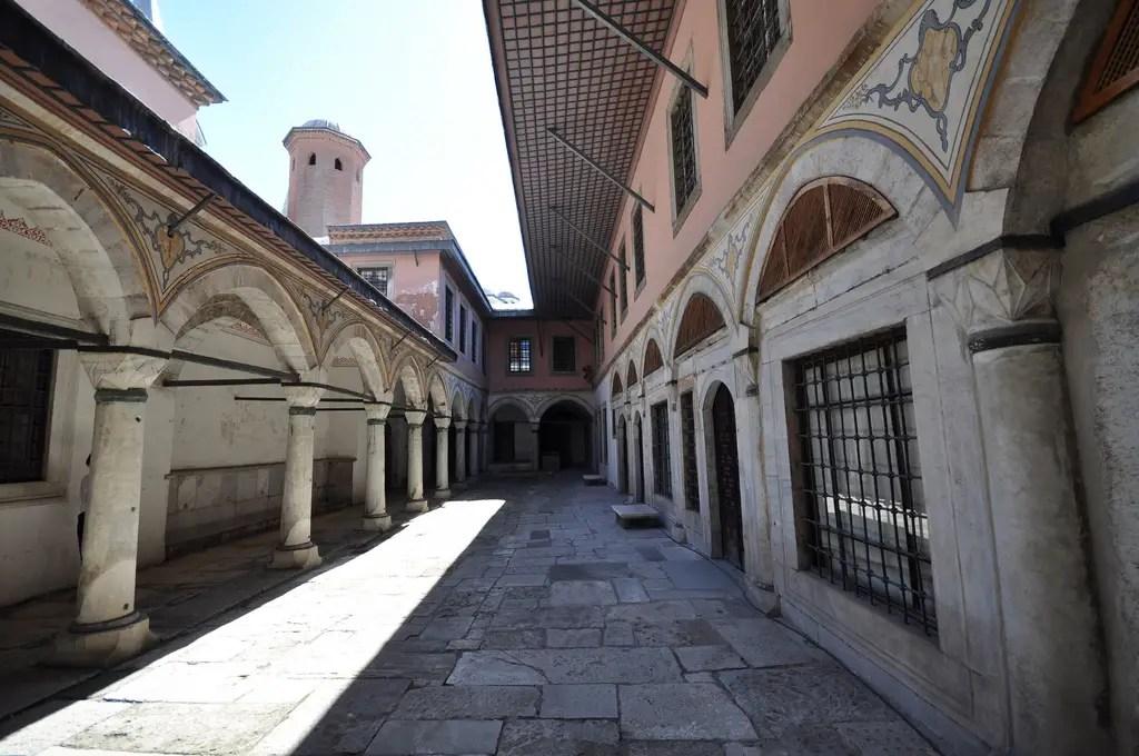 Inside the Topkapi Palace Harems