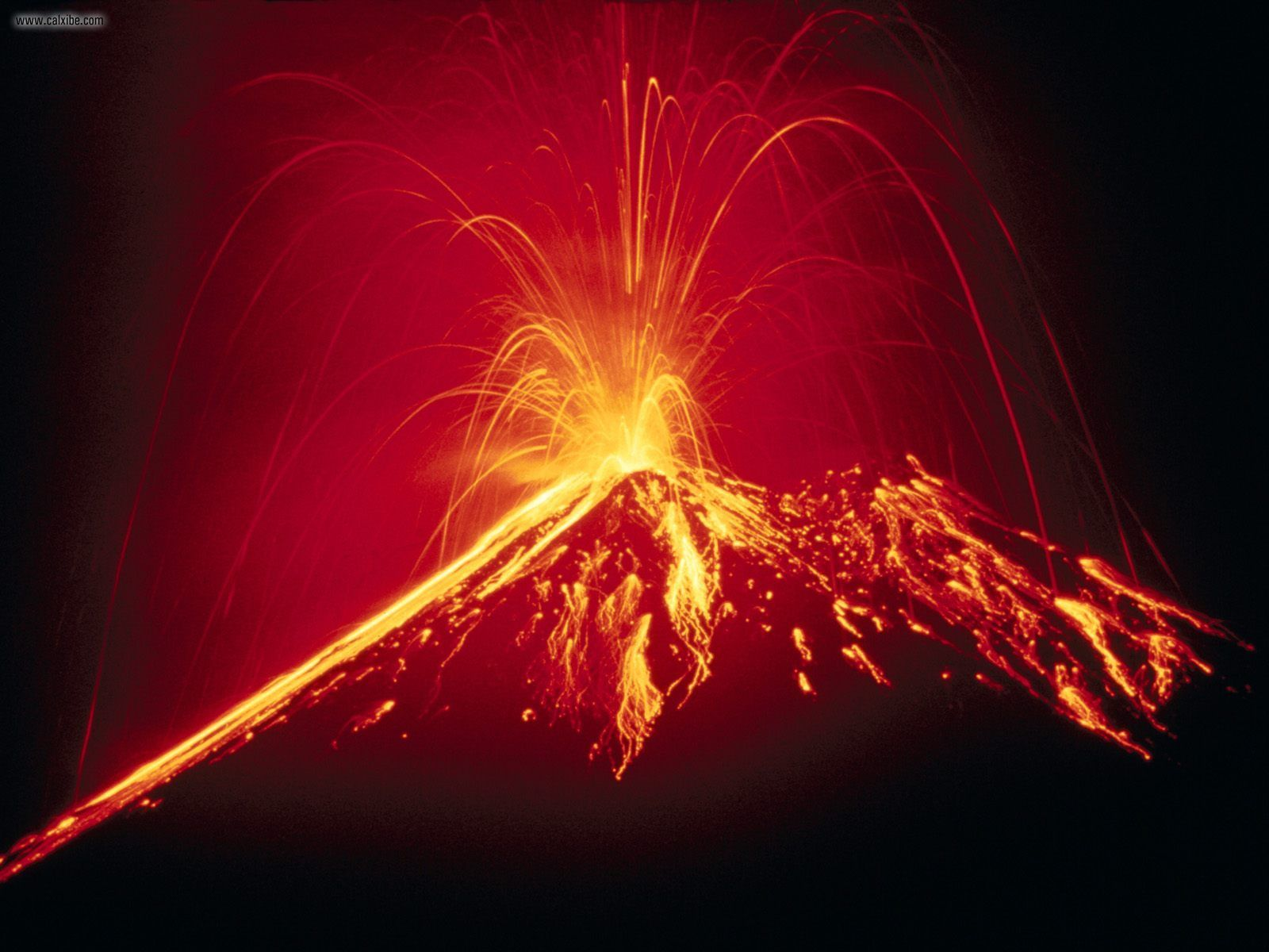 Earth Lessons Volcanoes