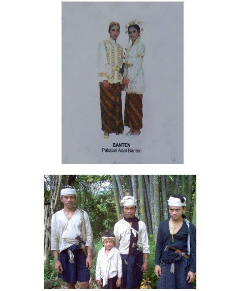 Nama Pakaian Adat Banten : pakaian, banten, Mengenal, Pakaian, Senjata, Tradisional, Provinsi, Banten, Awonecolections