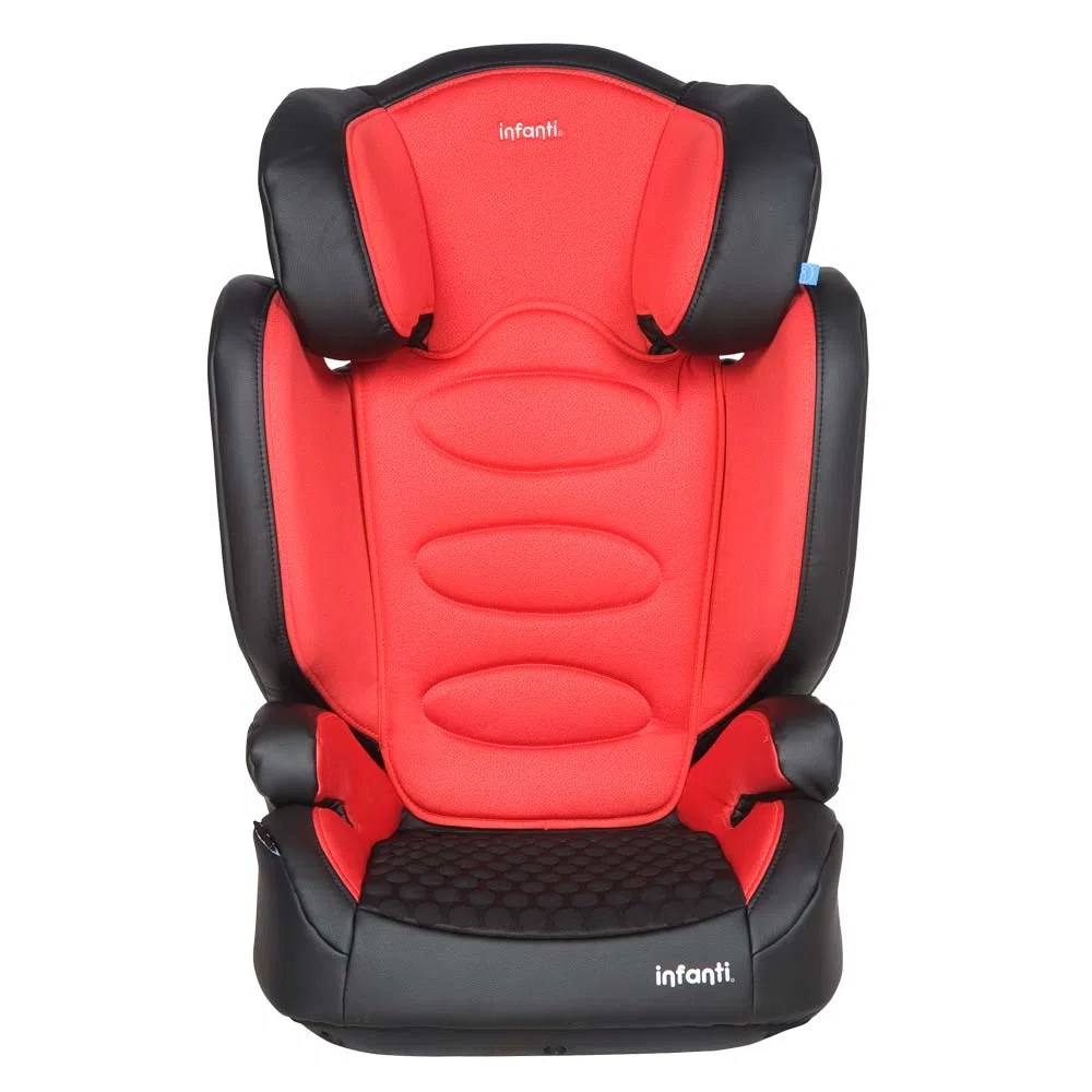 Infanti Silla para Auto Elite Premium Iso Rojo  Wong Per