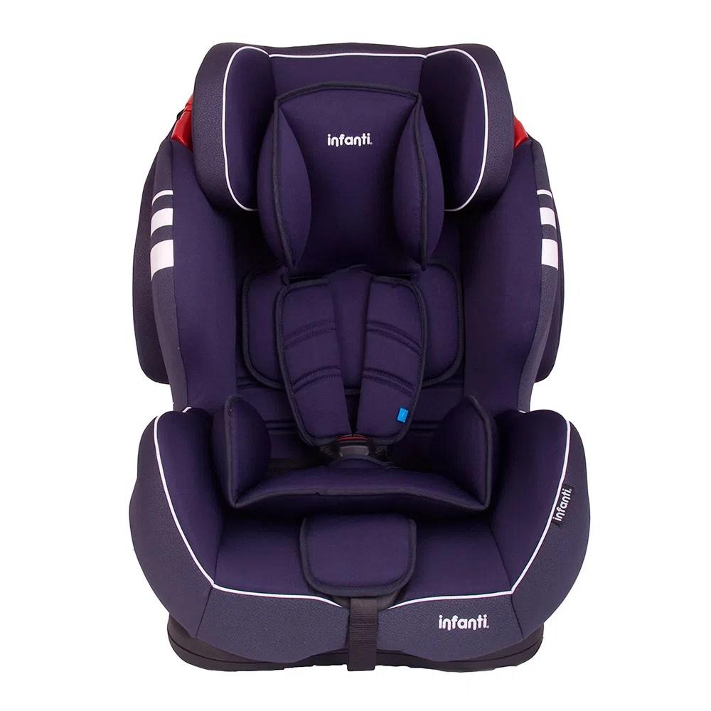 Infanti Silla de Auto Elite Dark Azul BH12310  WongPeru