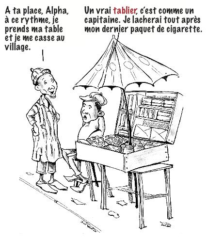 Francophonie, une francofolie d'expressions bidonnantes