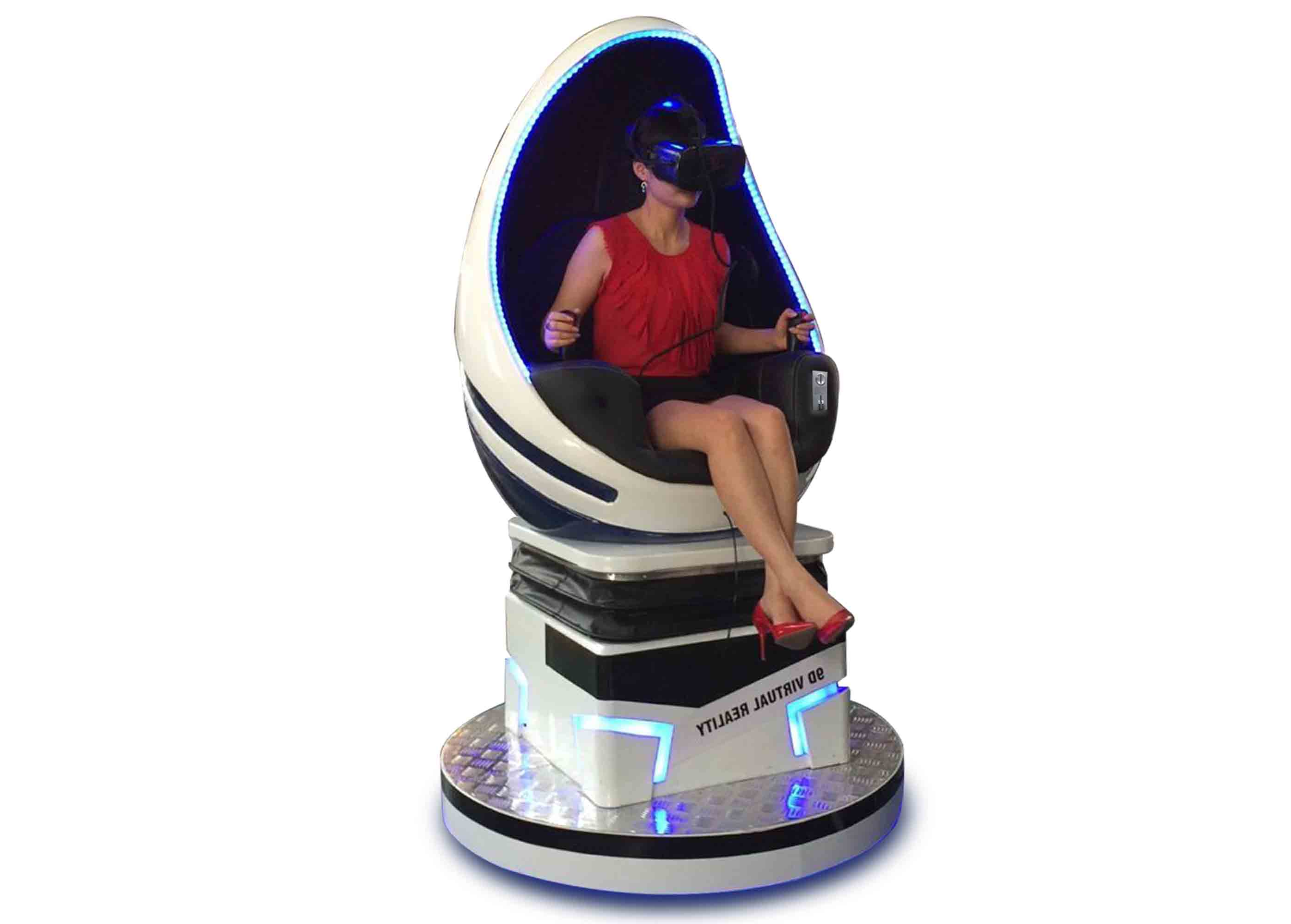 Egg Chair Indoor Egg Chair Vr Games One Seat Can Be Placed In Indoor Playground
