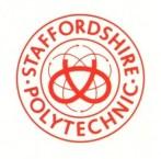 Staffordshire polytechnic in 1991