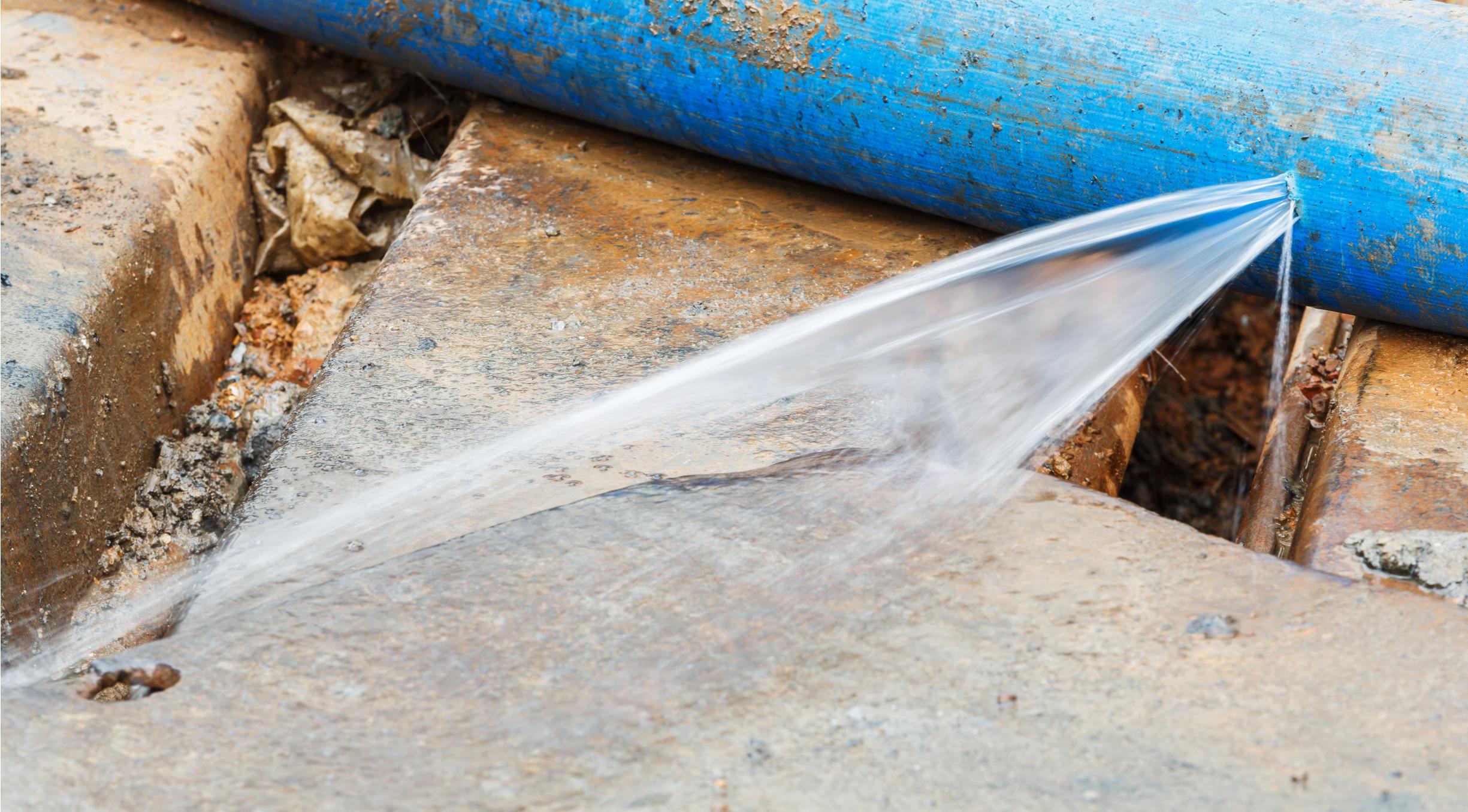 Wonkhe leaky pipe