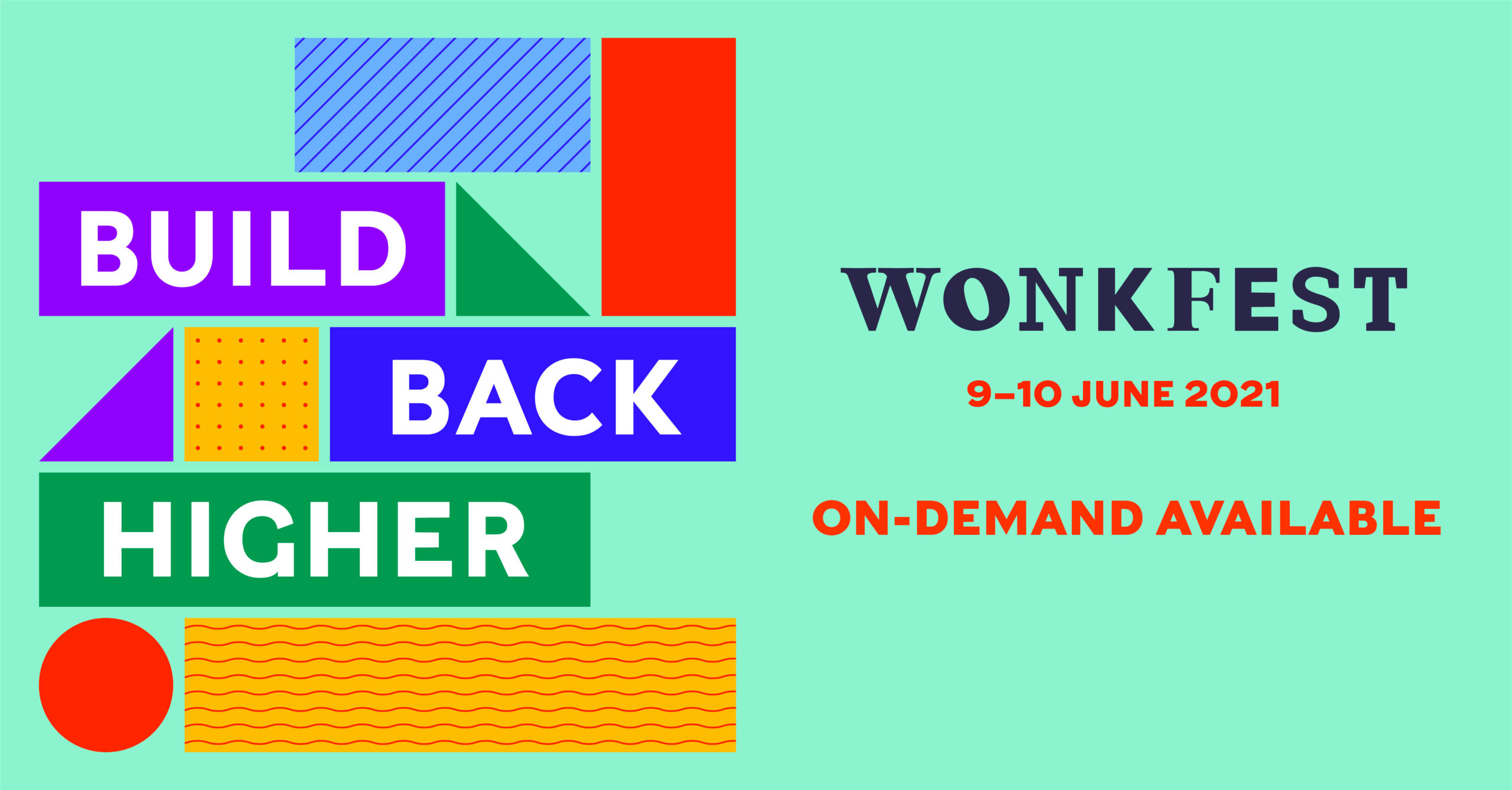 Image of Wonkfest 2021