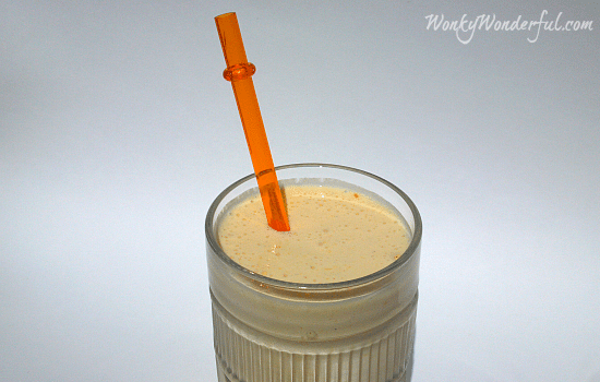 #Healthy 50/50 #Smoothie - wonkywonderful.com