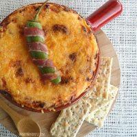 Jalapeño Popper Dip Recipe