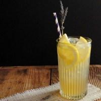 Lavender Honey Lemonade