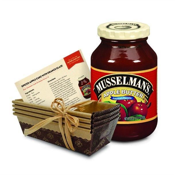 Musselman's Apple Butter #Giveaway