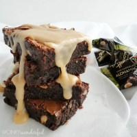 Brown Butter Glazed Brownies