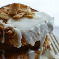 Cinnamon Toast Crunch® French Toast