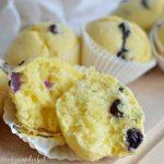 Orange Blueberry Muffin Recipe : Breakfast