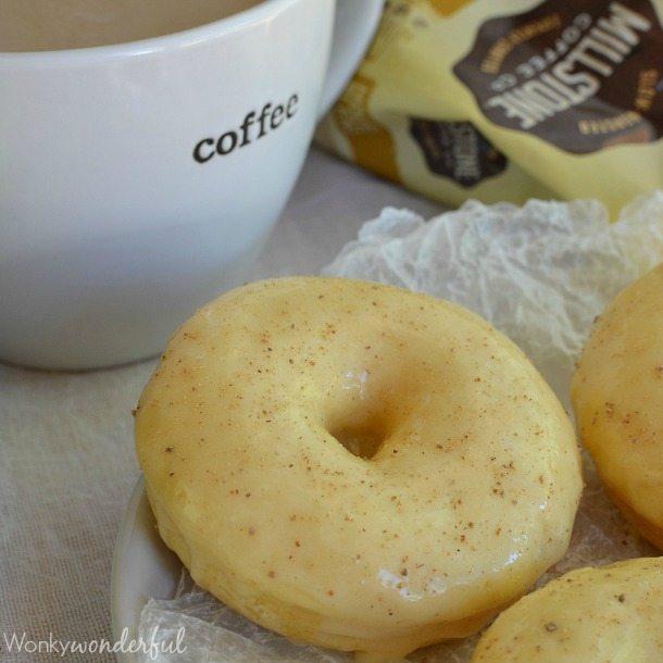 Coffee and Doughnuts #MillstoneCoffee